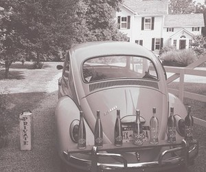 car and old image