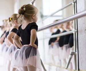 ballet, cute, and bows image