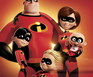 disney, movie, and The Incredibles image
