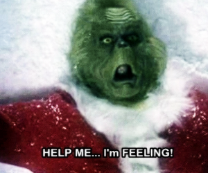 feeling, grinch, and the grinch image