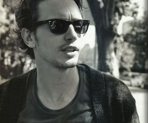 actor, glasses, and james franco image