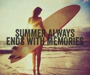 summer, memories, and beach image