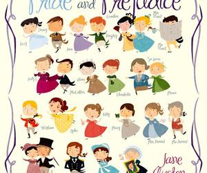 jane austen and pride and prejudice image