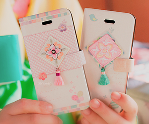 girly and phone case image