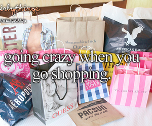 shopping, girly, and pink image