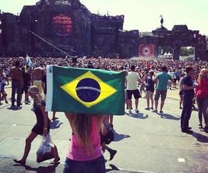 brazil and Tomorrowland image