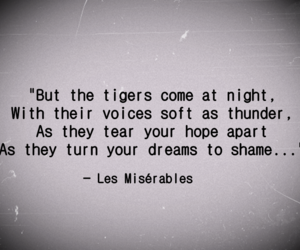 music, text, and les miserables image