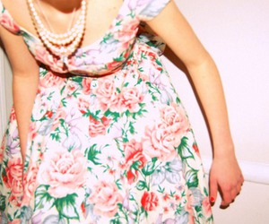 amazing, fashion, and floral image