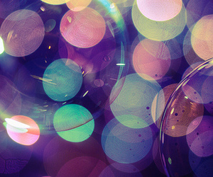 bubbles, lights, and cool image