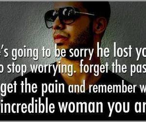 Drake, quotes, and woman image