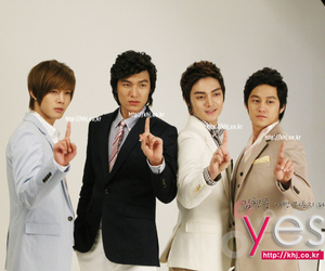 F4, kim bum, and kpop image