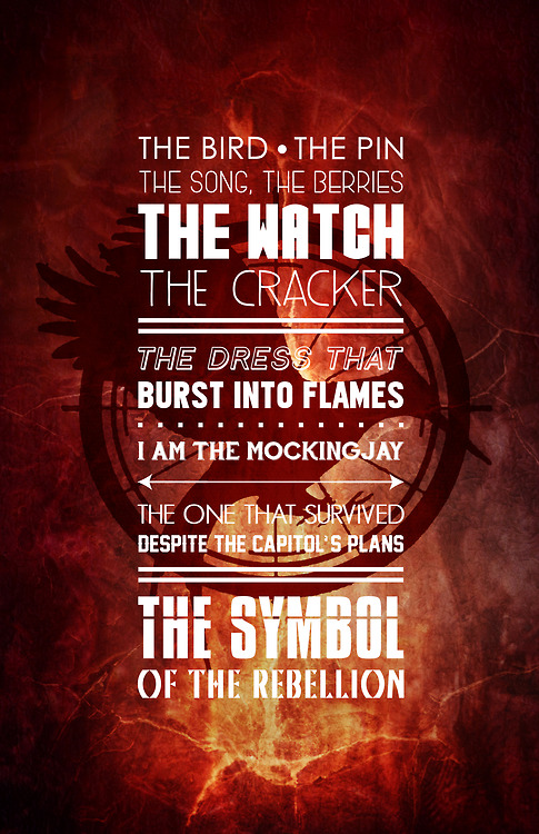 100 Catching Fire Quotes Tumblr On We Heart It