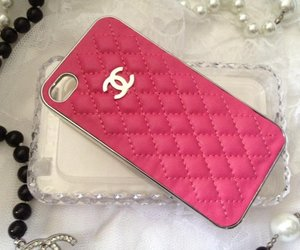 cellphone, chanel, and classy image