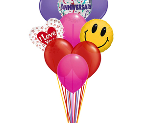 Send Online Balloons Buy And Deliver Image