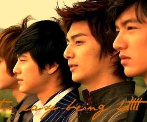 Boys Over Flowers, F4, and lee min ho image
