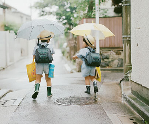 children and japanese image
