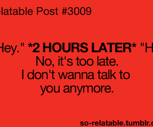 chat, conversation, and teenager quotes image
