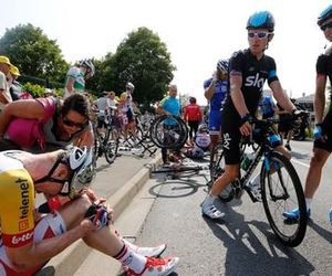 team sky, geraint thomas, and edvald boasson hagen image