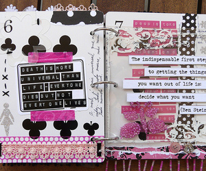 2008, journal, and famous quotes image