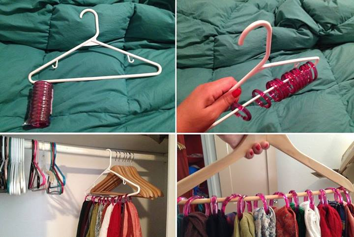 diy, ideas, and scarf image