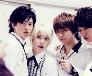 news, tegoshi yuya, and takahisa masuda image