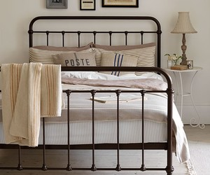 pale, rustic, and bedroom inspiration image