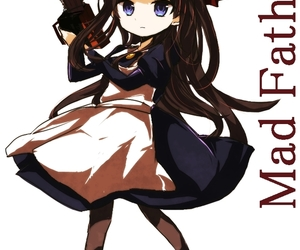 mad father, anime, and aya drevis image