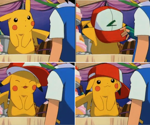 lovely, pikachu, and pokemon image