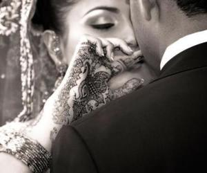 cuuute, mehndi, and passion image