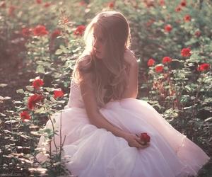 beauty, dress, and garde image