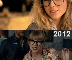 2009, 2012, and you belong with me image