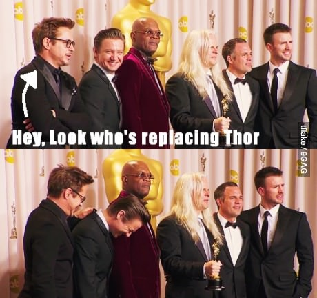 The Avengers. Robert D...