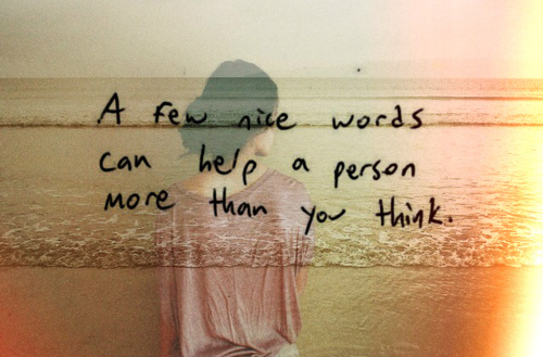 Nice Quotes About Love Images About Words On We Heart It See More About Quote Text