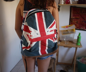 backpack and beautiful image
