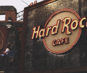cafe, hard rock, and rocknroll image