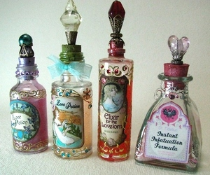 magic, potion, and vintage image