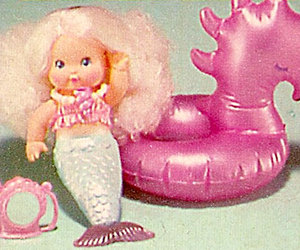 childhood, doll, and toys image