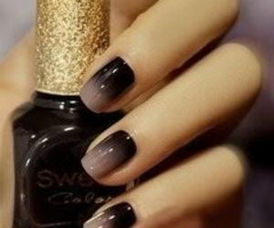 creative, nails, and simple image