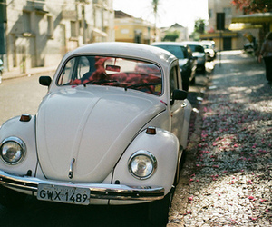 car, vintage, and street image