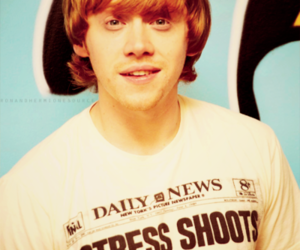harry potter and rupert grint image