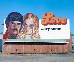 love, 70s, and aesthetic image