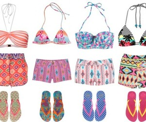 beautiful, casual, and havaianas image