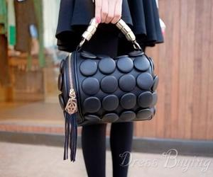 lovely, hand bags, and korean style image