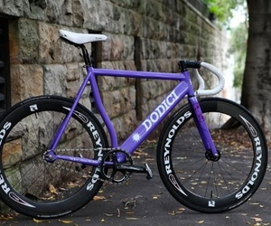 fixed gear and track bike image