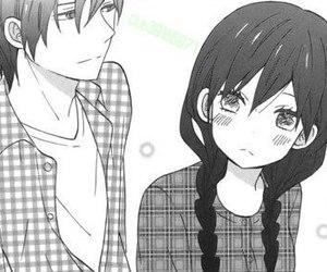 anime, anime girl, and depression image