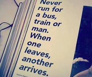 quote, man, and bus image