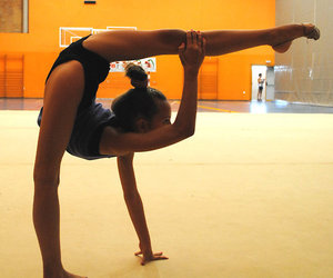 contortion image