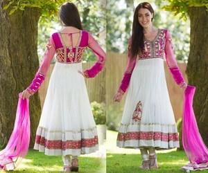 fashion, pakistani fashion, and pakistani dresses image