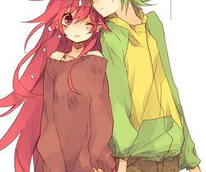 cute anime girl image