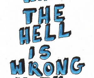 quotes, wrong, and me image